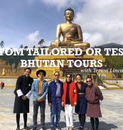 Bhutan Custom or Readymade Programs with Terma Linca Journeys