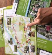 Trails Routes brochure