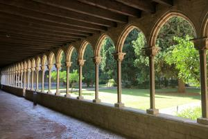 Pedralbes Monastery. THE REAL THING viajes