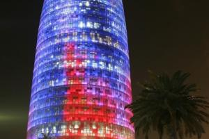 Agbar tower. BCN Convention Bureau. THE REAL THING viajes