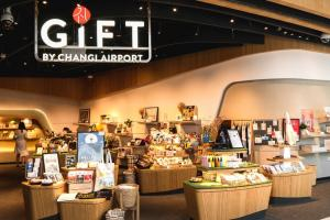 Giftshop by Changi Airport