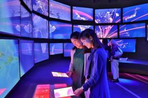 Changi Experience Studio Sky Deck