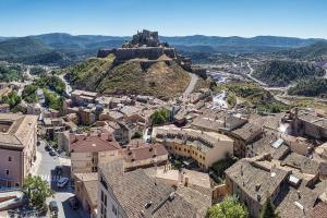 Cardona's village