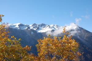Pyrinees mountains, perfect nature setting