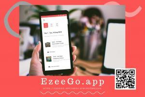 EzeeGo.app Poster