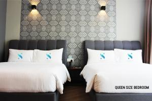 Twin Sharing Room with Two Queen Size Bed