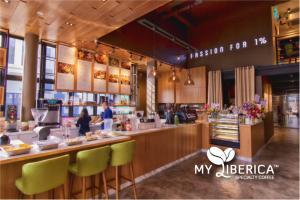 My Liberica Roastery Cafe