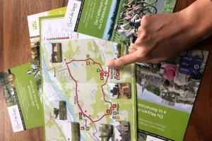 Trails Routes brochure