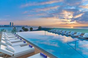 W Barcelona Swimming Pool