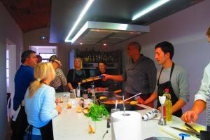 Team building culinary in Girona