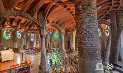 Gaudí's Crypt